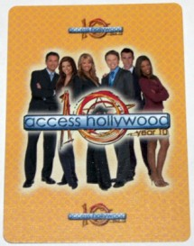 custom playing cards access hollywood e1339161498177 Its All in the Cards   About Ad Magic