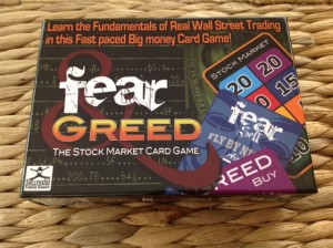 custom card box fear 300x224 Emotional Hazards of Wall Street Trading  Exposed in New Card Game
