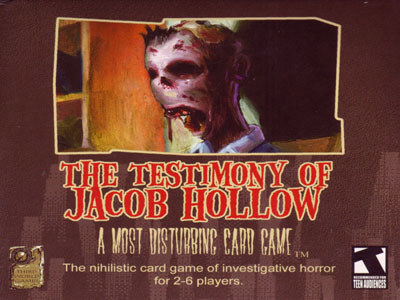 13 The Testimony of Jacob H Top 15 Most Bizarre, Strange & Controversial Card Games