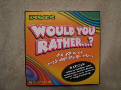 15 Would you Rather Top 15 Most Bizarre, Strange & Controversial Card Games