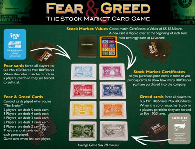 2 Fear and Greed Top 15 Most Bizarre, Strange & Controversial Card Games