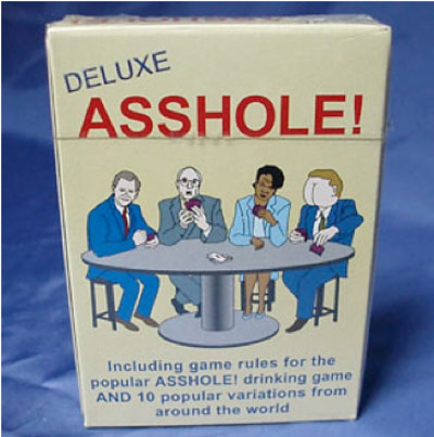 4 Asshole Drinking Game Top 15 Most Bizarre, Strange & Controversial Card Games