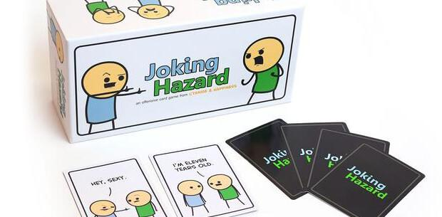 hero joking hazard