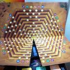custom board game maze