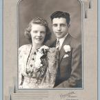 Custom Photo Playing Cards - 70th anniversary