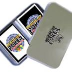 Custom Playing Card Tins - One Color Tin
