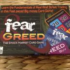 Custom Two Piece Card Box - Fear and Greed
