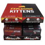 retail display exploding kittens double pack