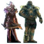 retail display rise of tribes standees