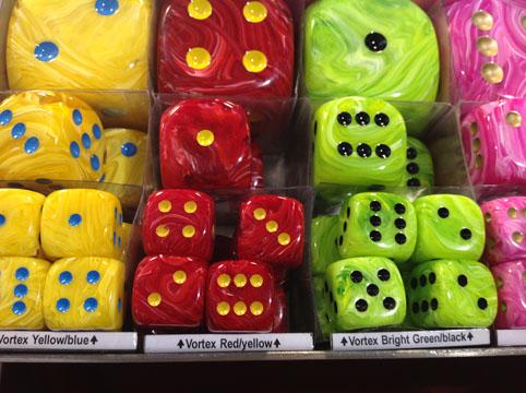 Custom Board Games » AdMagic