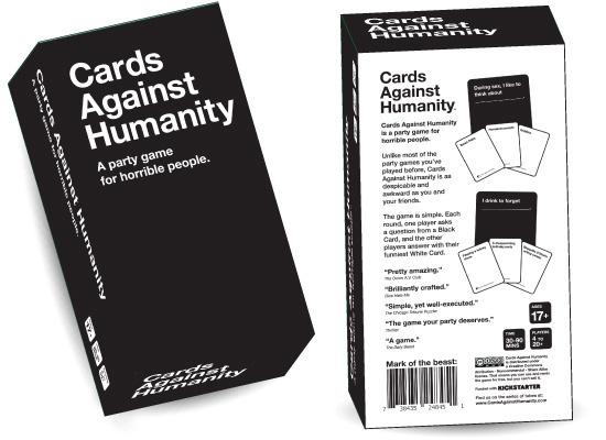Custom playing card games admagic custom playing card games cards against humanity maxwellsz