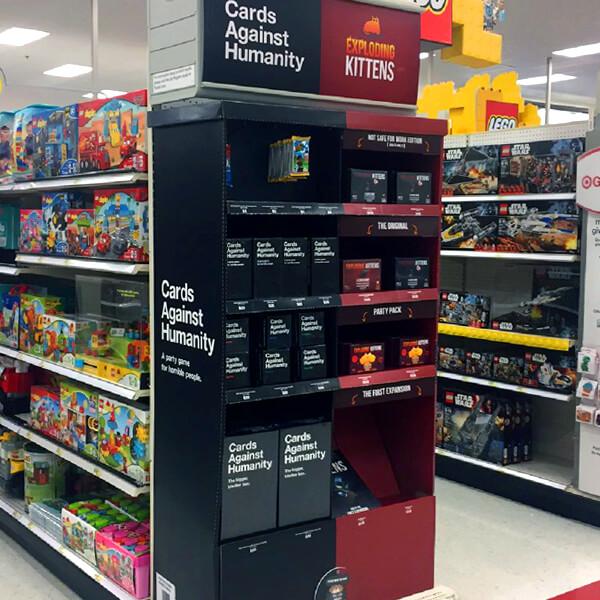 Custom Retail Displays Admagic