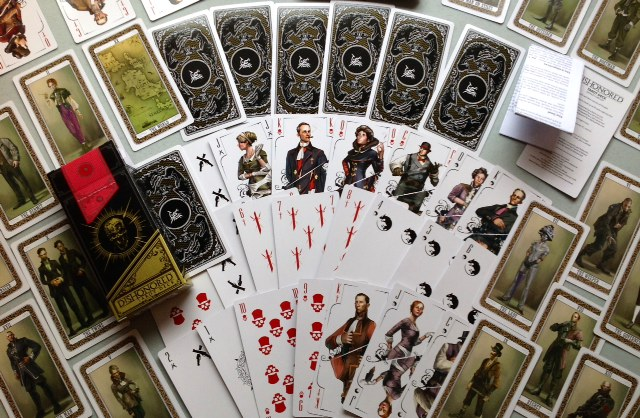 how to make custom tarot cards