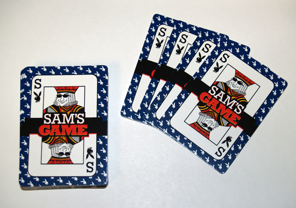 custom playing cards